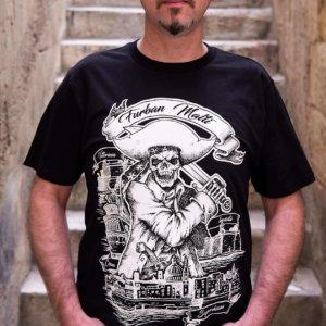 Skull t-shirt men