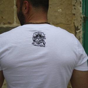 Skull and bones T-shirts